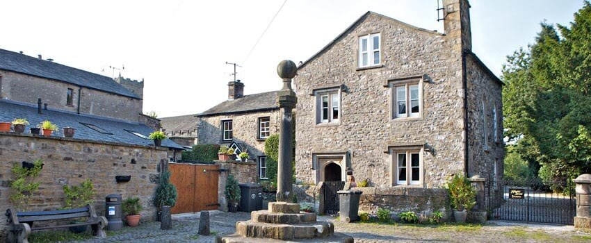 Mill House's Settlebeck Cottage in market town of Sedbergh.