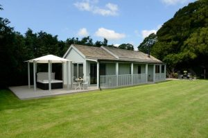 Mill House's Pavilon Cottage as suggestion for literary escapade Lake District plan.