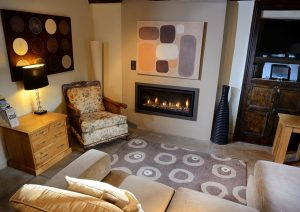 Mill House's Settlebeck Cottage living-room photo.