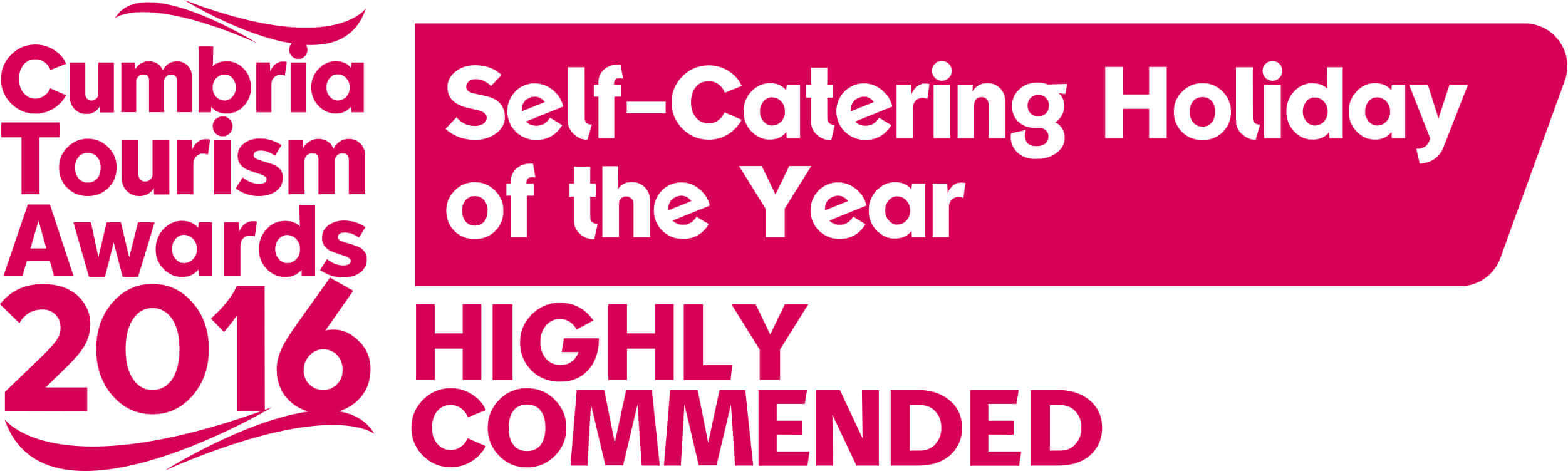 Self-Catering Holiday of the Year - Highly Commended