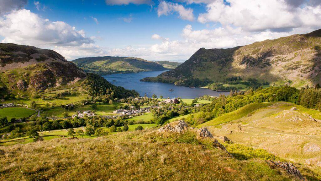 Amazing Views to Take a Scenic Cruise Through the Lake District