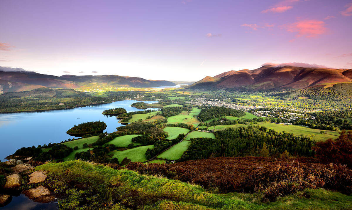 Scenery, Woodland and Wildlife Making the Lake District Special
