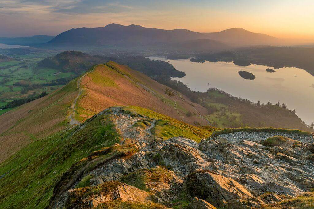The Views in the Lake District make for a great Autumn Escape