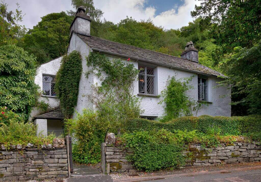 Beatrix Potter House in the Lake District for Literature Lovers